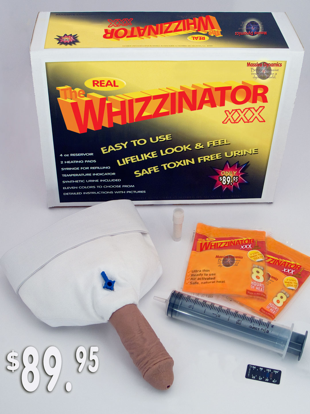Aspects To Have In Mind About Whizzinator